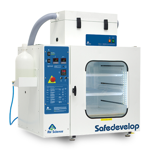 "CyanoPowder 24"" Benchtop Fingerprint Development Chamber"